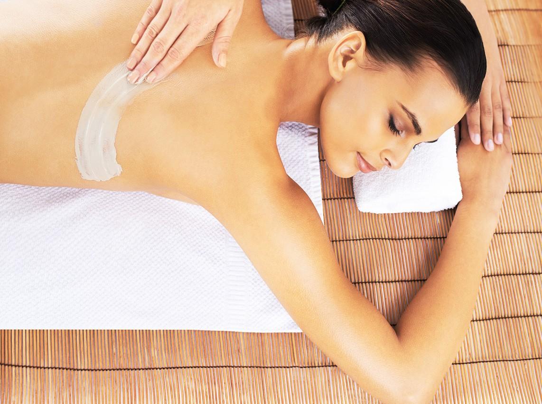 Wertgutschein: Körperbutter-Massage (25 Min.)