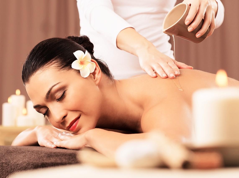 Gutschein: Aroma-Massage (25 Min.)