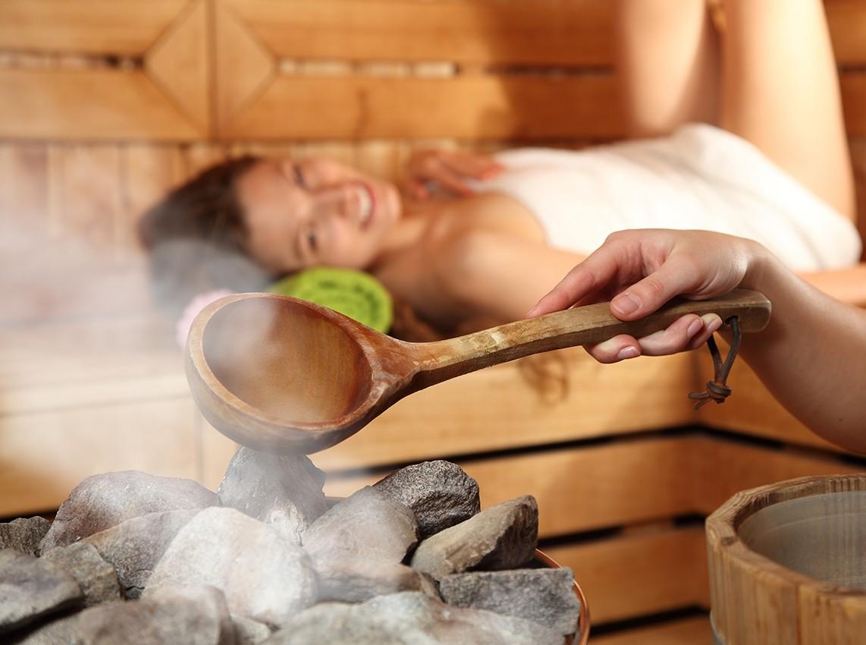 Wertgutschein: Sauna (Zugang ohne Therme)